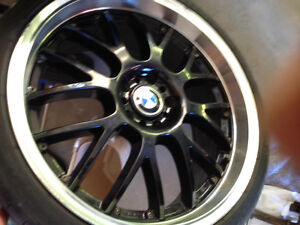 "Bmw 20"" rims and tires"