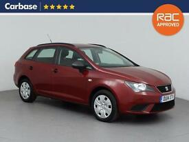 2014 SEAT IBIZA 1.2 TDI CR S 5dr [AC] Estate