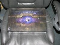 starcraft 2 heart of the swarm collector's edition