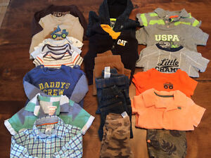 Boys 3-6 month clothes