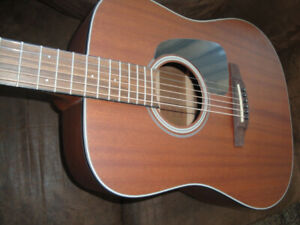 TAKAMINE G SERIES ACOUSTIC GUITAR FULL SIZE GREAT SHAPE $260
