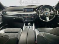 2017 BMW X5 2.0 SDRIVE25D M SPORT 5d 231 BHP Estate Diesel Automatic