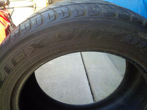 Falken Ziex S/TZ01 single tire Cambridge Kitchener Area image 2