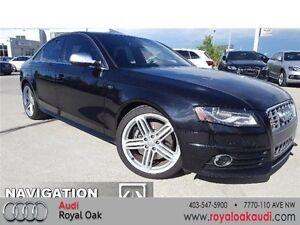 2012 Audi S4 3.0 quattro Premium   - Certified -
