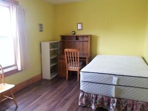 Furnished room for shoert or long term.