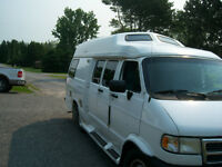 1996 Dodge Pleasure Way Camper