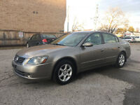 2005 Nissan Altima 2.5S Extra..Certified and E-Tested City of Toronto Toronto (GTA) Preview
