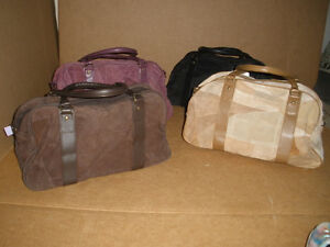 Four Vintage Leather Bags London Ontario image 3