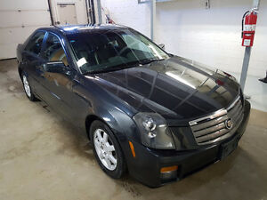 2005 CADILLAC CTS ONLY 121800km NO ACCIDENTS, WARRANTY AVAILABLE