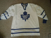 CCM Toronto Maply Leafs Jersey