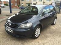 2007 Volkswagen Golf Plus 1.9TDI PD Luna 47,000 miles full history *1 owner car*