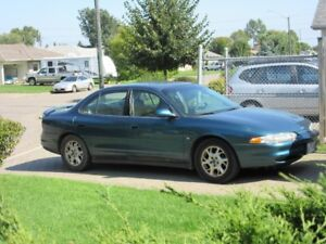2002 Oldsmobile Intrigue GL Sedan