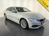 2015 BMW 420D GRAN COUPE LUXURY AUTO DIESEL 1 OWNER SERVICE HISTORY FINANCE PX