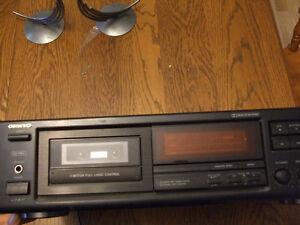 Onkyo Cassette Deck HXPro