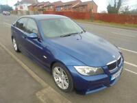 2005 55 BMW 3 SERIES 2.0 318I M SPORT 4D 128 BHP