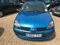 2002 Renault Clio 1.4 Expression + 5dr