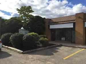 OFFICE/RETAIL SPACE CENTRALLY LOCATED