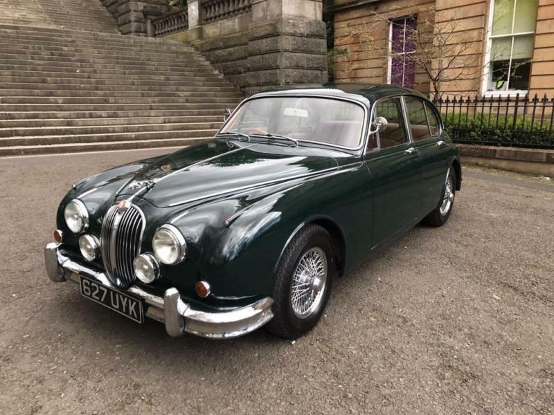 1959 Jaguar Mark II   in Glasgow City Centre, Glasgow   Gumtree