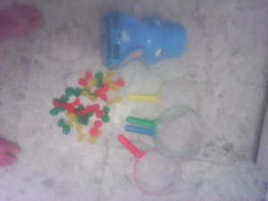 Hours of fun for all ages butterfly catching game $15 obo
