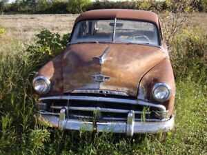 1948/49 Plymouth Cambridge parting out