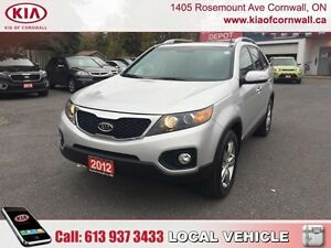 2012 Kia Sorento EX+ V6  | V6 | AWD | Leather | Pano Roof |