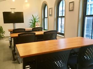 Looking for a Meeting room, Training room or a Conference room?