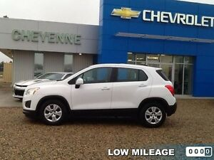 2015 Chevrolet Trax LS   *CERTIFIED*ONE OWNER*LIKE NEW*