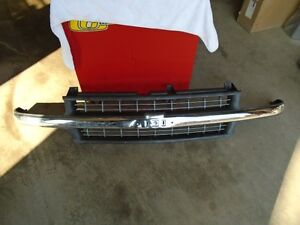 1999-2002 CHEVROLET TRUCK GRILLE