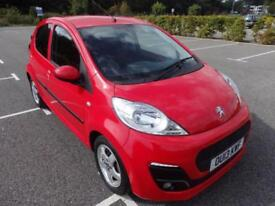 Peugeot 107 1.0 2013 Allure 57,000 miles (free road tax)