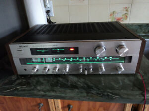 Sony STR-V3 -vintage- AM/FM Stereo Receiver