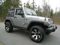 2013 Jeep Wrangler *$3K of Wheels, Tires, Lift* 15KMS *$98 WK