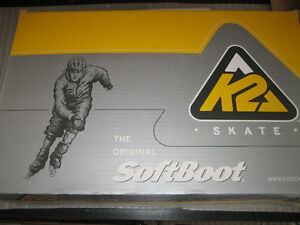 K2 Roller Blades for sale. Used twice