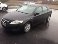 Ford mondeo new shape diesel