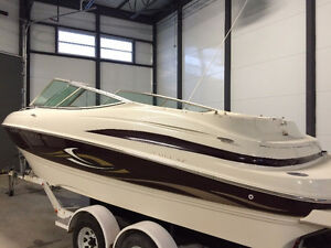 Maxum 2300 SC, Super bateau
