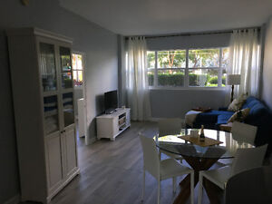 Fort Lauderale 2 bedroom condo, fully equiped, walk to beach