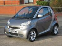10 SMART FORTWO 0.8 CDI PASSION + 56K + FREE ROAD TAX