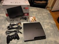 PS3  320 GIGS  (GREAT CONDITION)