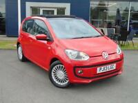 2013 VOLKSWAGEN UP 1.0 High Up 5dr