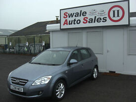 2008 KIA CEED LS 1.6L ONLY 56,707 MILES FULL SERVICE HISTORY