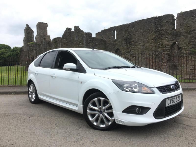 2010 Ford Focus Zetec S 1 6TDCi 110BHP Low Mileage