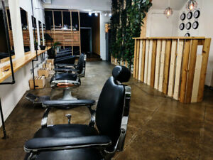 Licensed stylist / chair renter