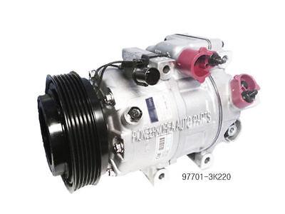 D500 Compressor - Genuine A/C Compressor 977012D500 for Hyundai Avante XD