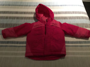Winter suit for girls 3T/4T