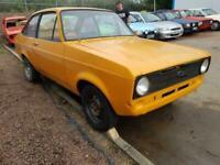 1978 Ford ESCORT 1600 L Manual