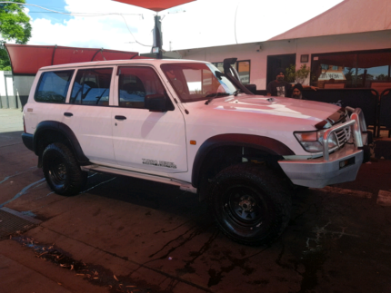 Nissan patrol turbo diesel 3.0ltr Mount Lewis Bankstown Area Preview