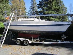 Sailboat vor sale ,voilier a vendre