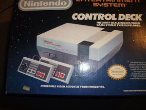 NINTENDO NES (Ensemble de collection)