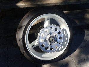 17x5.5in Rear Wheel (180/55ZR17)