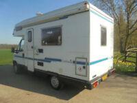 Peugeot BOXER 320 MWB camper van