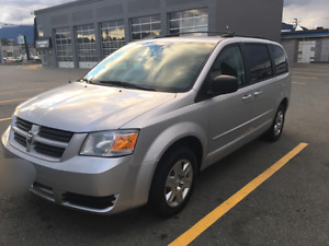 2008 Dodge Grand Caravan Stow & Go Flex Fuel Minivan, Van